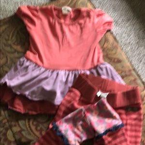 Matilda Jane outfit. Pants size 10. Shirt?
